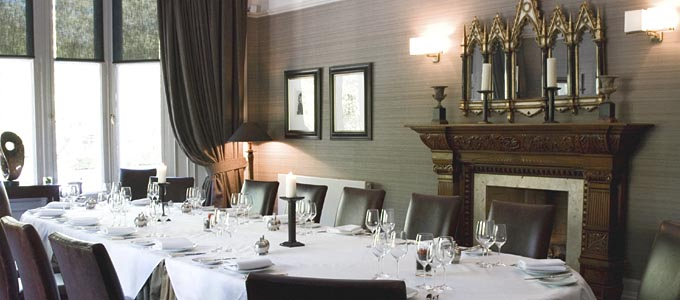 Das Hotel du Vin One Devonshire Gardens liegt im West End von Glasgow