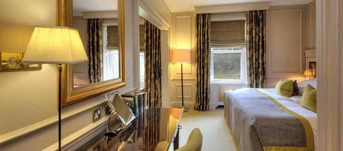 Das Isle of Eriska Hotel, Spa & Island ist ein Luxushotel bei Oban