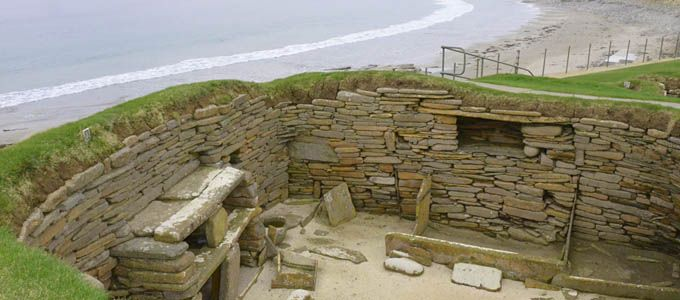 Orkney lies at the crossroads of the ocean