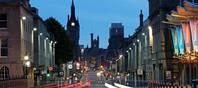 Im Oktober und November 2013 veranstaltet Aberdeen und Aberdeenshire diverse Workshops mit dem SchottlandBerater