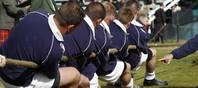 Highland Games Veranstaltungen gibt es flächendeckend in ganz Schottland von Mai bis September