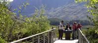 Das Glencoe Visitor Centre vermittelt erste Eindrücke dieser traumhaften Landschaft