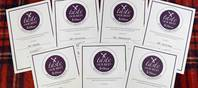 Die populäre Reederei Caledonian MacBrayne wurde mit der kulinarischen Auszeichnung »Taste Our Best« prämiert