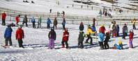 Auch Wintersport ist jedes Jahr für Skifahrer und Snowboarder in Schottland ein Thema