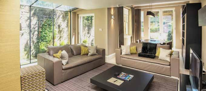 The Chester Residence bietet Luxury Serviced Apartments auf 5-Sterne Niveau in der City von Edinburgh