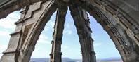 Das National Wallace Monument gilt neben dem Castle als eigentliches Wahrzeichen von Stirling