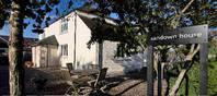 Das Sandown House in Nairn ist ein sehr stilvolles 5-Sterne Gästehaus nahe des Moray Firth und der Speyside Region