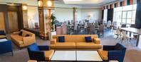 Das Golden Jubilee Conference Hotel zeichnet sich als zeitgemäße 4-Sterne Unterkunft in Clydebank unweit von Glasgow aus