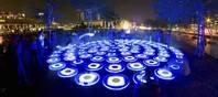Das Spectra Lichterfestival findet jeweils Mitte Februar in der Metropole Aberdeen statt