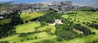 Duff House bei Banff beherbergt unter anderem eine Kunstsammlung auf der schottischen Nationalgalerie und eine bedeutende Möbelsammlung