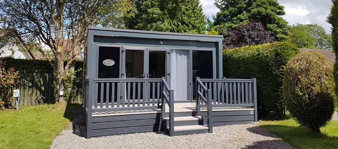 Judith Sleigh recommends to go glamping with Thistle Holiday Parks
