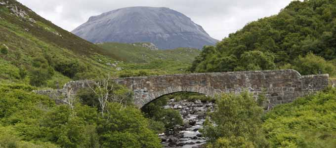 Judith Sleigh suggests walking in Scotland while camping with Thistle Parks