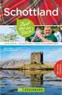Der Reiseführer »Schottland - Zeit für das Beste« von Udo Haafke udn Wilfried Klöpping kommt aus dem Bruckmann Verlag