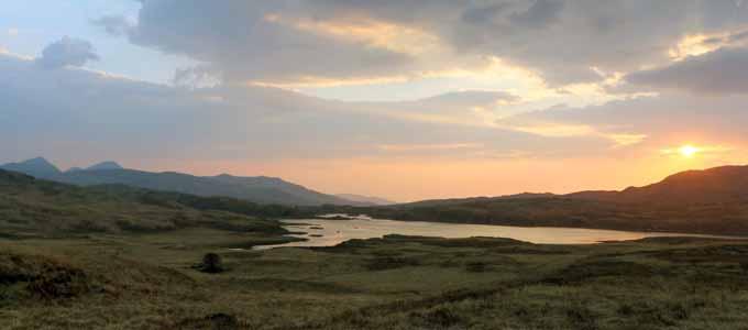 Der Foto-Designer Udo Haafke hat 7 neue Schottland-Kalender für 2021 herausgebracht