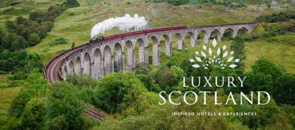 Im Juli-Newsletter 2020 findet der Leser viel Neues und anregende Inspirationen über die Hotels von Luxury Scotland