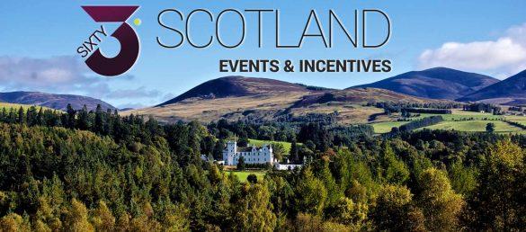 Mit 360 Scotland auf einen Incentive Trip nach Perthshire mit 5-Sterne Castle Hotel gehen