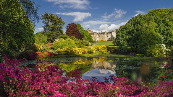 Mit dem Glenapp Castle Hotel finden Besucher ein wahrlich märchenhaftes Schloss als traumhafte Unterkunft in Ayrshire