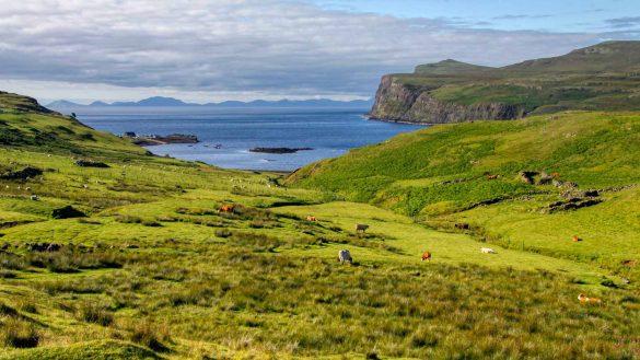 Der neue Weingarten Kalender Schottland 2021 bietet viele stimmungsvolle Bilder