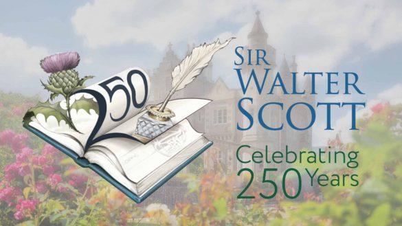 Die Feierlichkeiten zum 250. Geburtstag des schottischen Nationaldichters Sir Walter Scott beginnen Ende März 2021