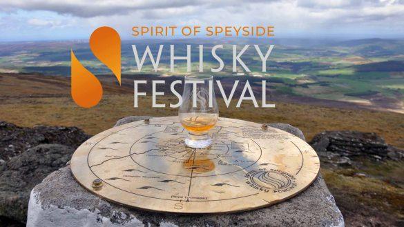 Das Spirit of Speyside Whisky Festival 2021 findet vom 29. April bis 2. Mai virtuell statt