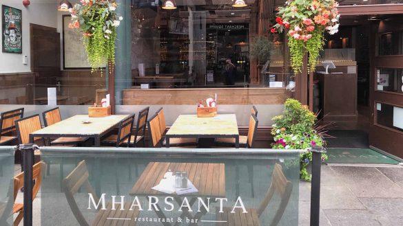 Der Name Mharsanta steht für privat geführte Restaurants mit typisch schottischer Gastfreundlichkeit