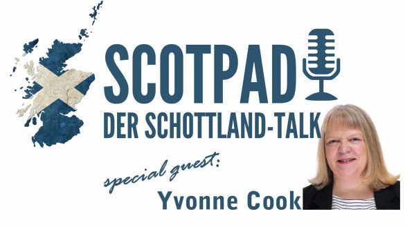 Die heutige Episode von ScotPad - der Schottland Talk hat Yvonne Cook zu Gast und beschäftigt sich mit Aberdeen und dem majestätischen Aberdeenshire
