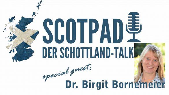 Die dritte Episode von ScotPad - der Schottland-Talk spricht heute mit Dr. Birgit Bornemeier über das Thema Whisky & Reisen