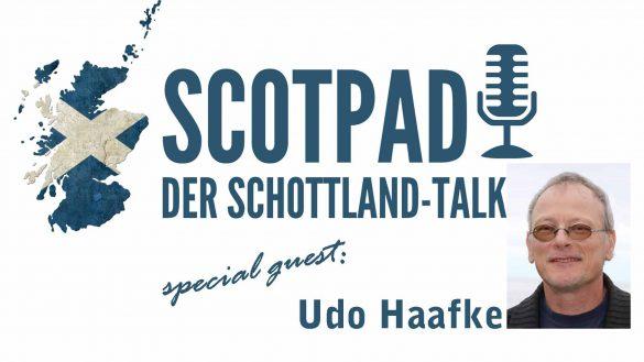 Die vierte Episode von ScotPad - der Schottland-Talk spricht heute mit Udo Haafke über das Thema Schottland & Fotografie